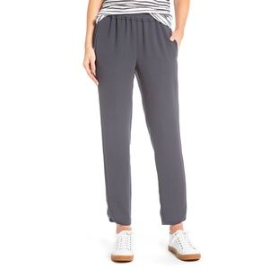 ⚡3 for $25   J Crew   Grey Reese Pants Size 8